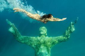 Jesus below the Surface
